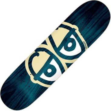"Krooked Team Eyes deck (8.75"", white)"