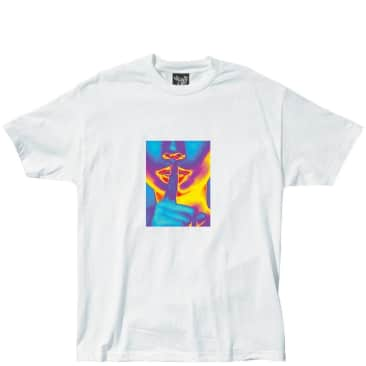 The Quiet Life Thermal Standard T-Shirt - White