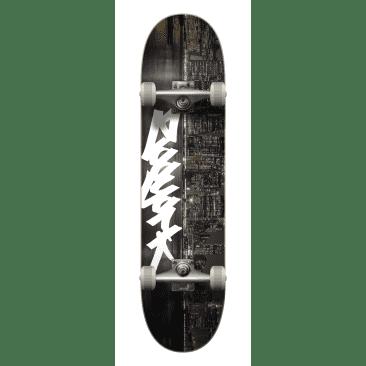 "Zoo York - 8.0"" Night Complete Skateboard"