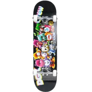 "DGK Skateboards Crew Complete Skateboard 8"""