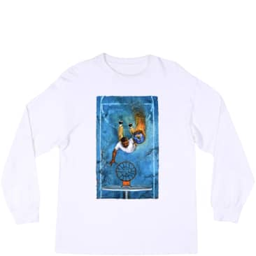 Quasi Game 7 Long Sleeve T-Shirt - White