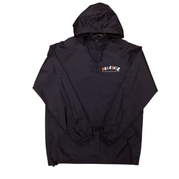 Thrasher Windbreaker Jacket Navy
