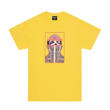 Hockey - Nerves T-Shirt - Daisy Yellow
