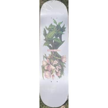 Theories Brand Flora Skateboard Deck, 8.0