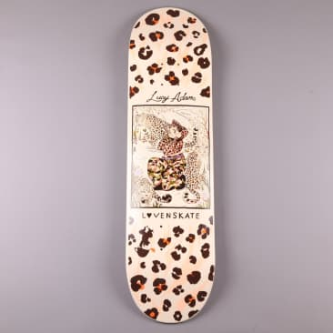 "Lovenskate 'Lucy Adams Pro Master Of Camouflage' 8.25"" Deck"