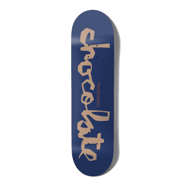 Chocolate Vincent Alvarez Original Chunk Deck - 8.25""
