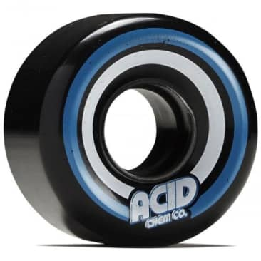 Acid Chemical Co. Wheels Pods Conical Black Skateboard Wheels - 55mm 86a