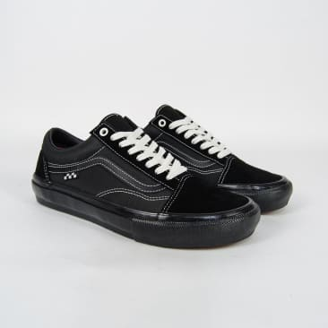 Vans - Skate Old Skool Shoes - Black