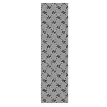 Grizzly Lap of Luxury Griptape Sheet - Grey