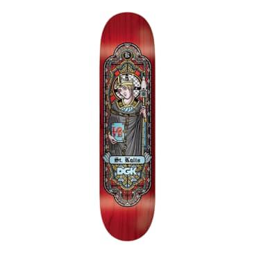 """DGK Skateboards Ghetto Disciples Deck Kalis 7.75"""""""