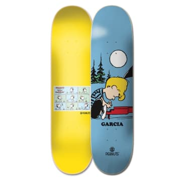 "Element Skateboards - 8.25"" Nick Garcia Schroeder Peanuts Skateboard Deck"