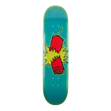 FOUNDATION FIRECRACKER DECK 8.0""