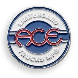 Ace Trucks Seal Logo Enamel Lapel Pin