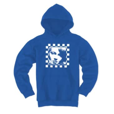 """PICTURE SHOW-""""HOMECOMING HOODIE""""(ROYAL)"""