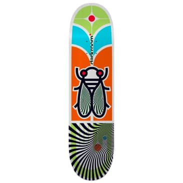 "Darkroom Skateboards - Como La Cigarra Deck 8"" Wide"
