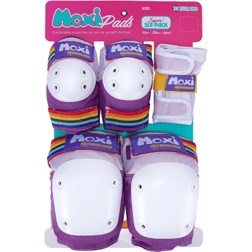 187 6 Pack Pad Set Moxi Lavender