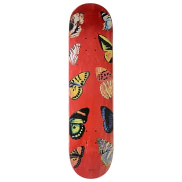 """Quasi Butterfly Deck 8.0"""" (Red)"""