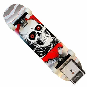 Powell Peralta Complete Ripper One Off 8x31.3 Silver
