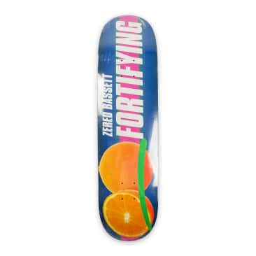 """Alltimers 'Fortifying Zered' 8.25"""" Deck"""