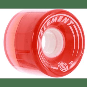 Element- Filmer Wheels 60mm 78a Red