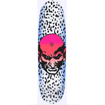 Quasi Skateboards - Quasi Pool Man Deck 9