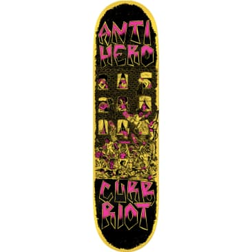 ANTI-HERO TEAM CURB RIOT DECK - 8.5
