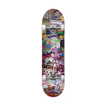 DGK Stick Up Mini Comp 7.25