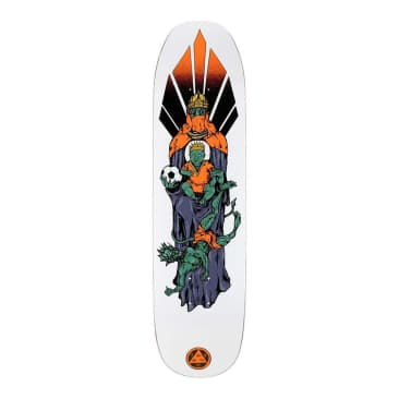 """Welcome Futbol On Son Of Moontrimmer Deck 8.25"""""""