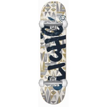 Cliche Diamond Olive/Black Complete Skateboard - 8.125