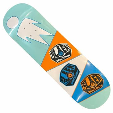 Alien Workshop Deck OG Repeater 8.6x31.8