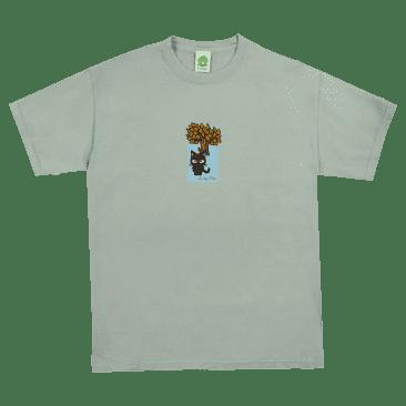 Frog Jesse Alba Spider Monkey Muffin T-Shirt - Green
