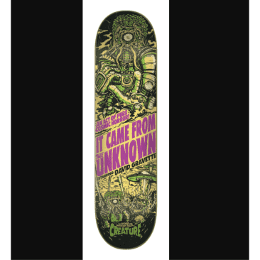 "Creature - Gravette Wicked Tails Deck (8.3"")"