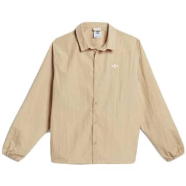 Adidas Coach Shirt Hazy Beige/White