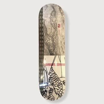 Poetic Collective Norgren Deck - 8.5""