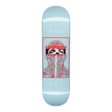 Hockey John Fitzgerald Nerves Blue Deck - 8.5""