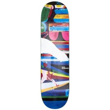 """Polar Skate Co Shin Sanbongi Memory Palace Skateboard Deck - 9"""""""