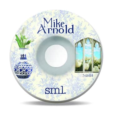 Sml Wheels Arnold Still Life Series V-Cut 54mm