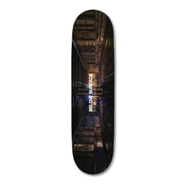 Hopps Skateboards Team Below Surface Movement Deck