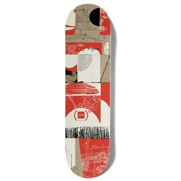 """Chocolate Skateboards Deck Kenny Anderson (RED) 8"""""""