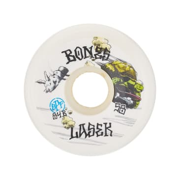 "BONES-""LASEK TORTOISE & HAIRE""(58MM)"