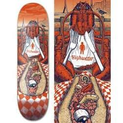 Highwater Lobster Roll Deck