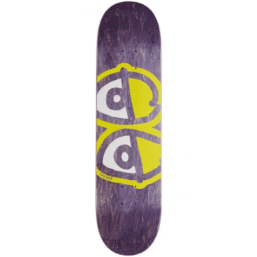 Krooked Team Eyes Deck 8.38""