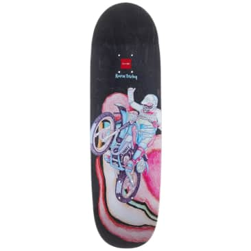 """Chocolate Tershy Psych Bike Black Couch Deck 9.25"""""""