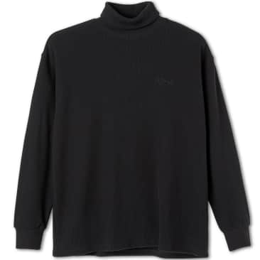 Polar Skate Co Shin Turtleneck - Black