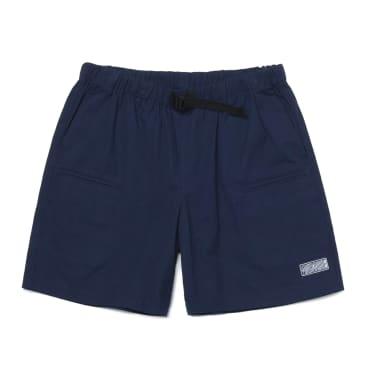 HUF Abbott Easy Shorts - Navy