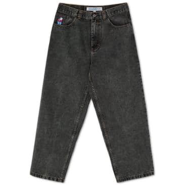 Polar Skate Co Big Boy Jeans - Washed Black