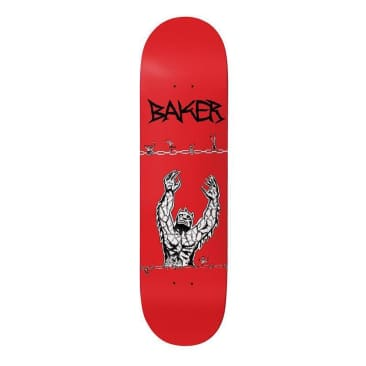 Baker Kader Judgement Day Deck (8.38)