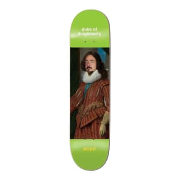 """Enjoi Berry Renaissance R7 8"""" Deck"""