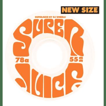 Mini Super Juice | 78A 55mm | White