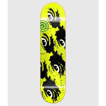 Madness Skateboards Side Eyes Deck 8.5""